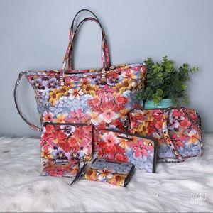 Set of 5 [REBECCA MINKOFF] floral designs _ RARE